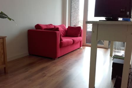 Room 4 one with balcony! - Nijmegen - Flat