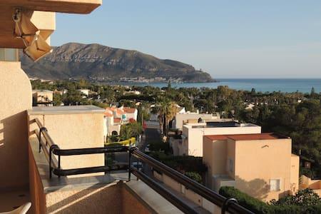 Stunning views apartment in Azohia