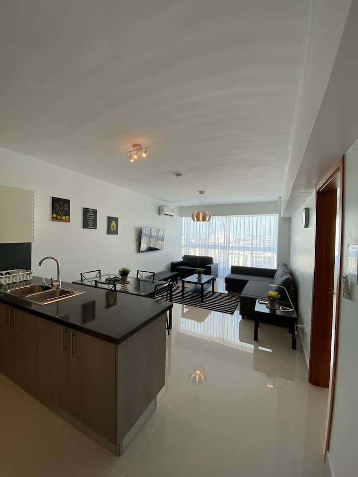 Beautiful apartment in the center of the city