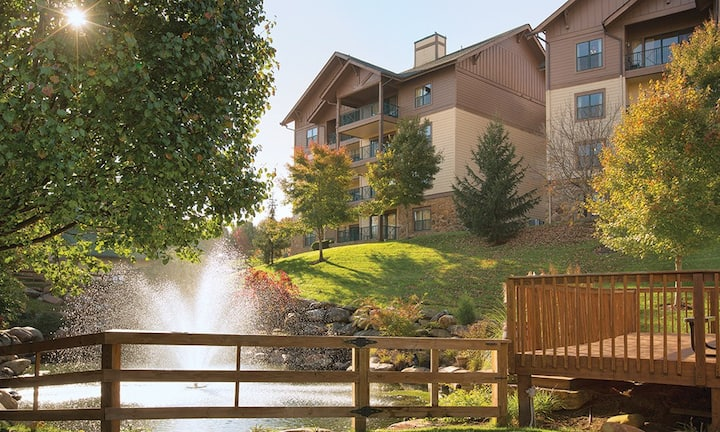 Wyndham Smoky Mountains Resort 2BR