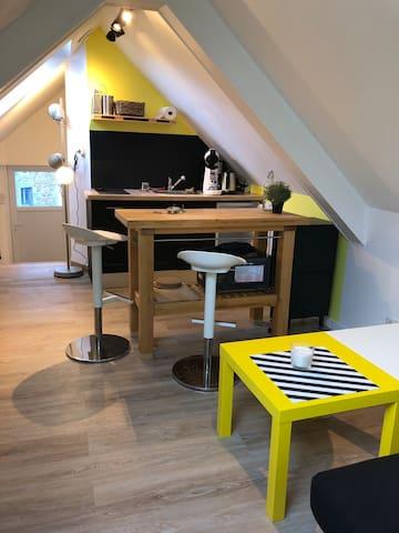 Cocoon Flots Bleus Appartement centre Etables/mer