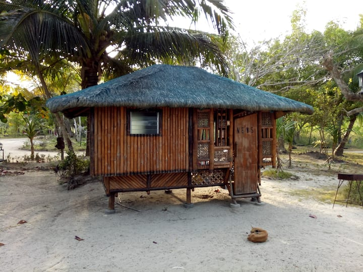 Little Bamboo Huts