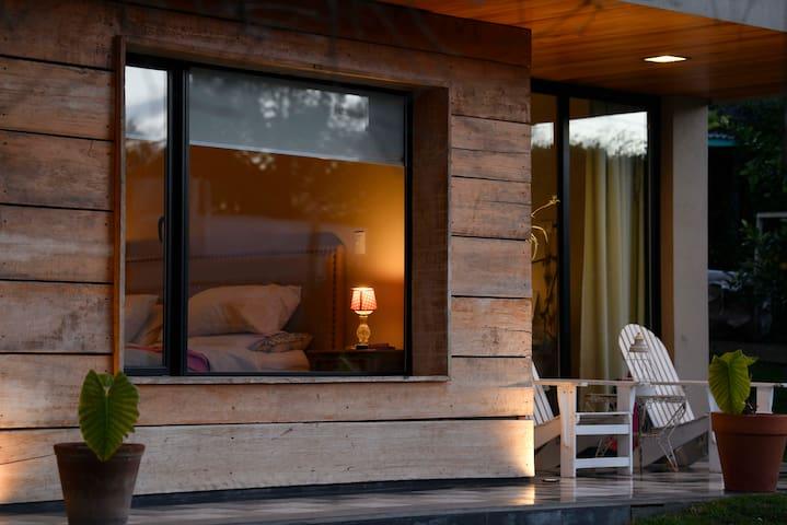 Casa Chic en las Sierras ❤️ 20 minutos de MDP.