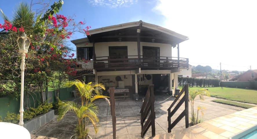 Casa São Pedro D'aldeia! Piscina, sauna e churras