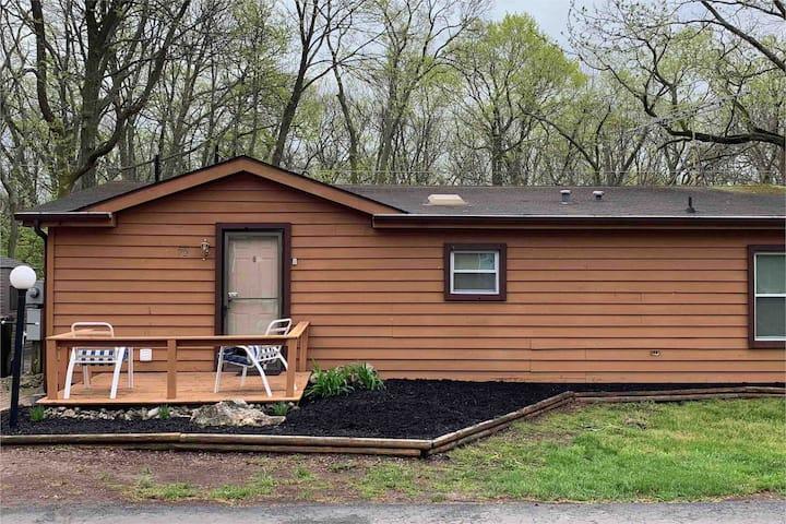Newly Updated Cabin 72 Island Club Put In Bay Ohio