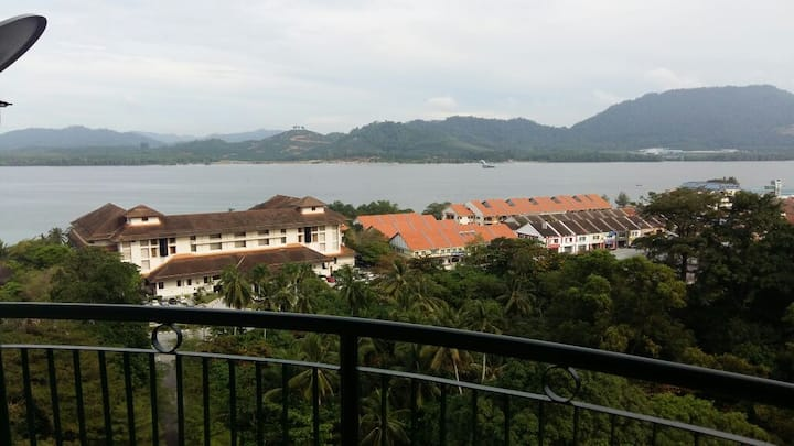 Lumut Valley Resort 3 Bedroom Sitiawan Manjung