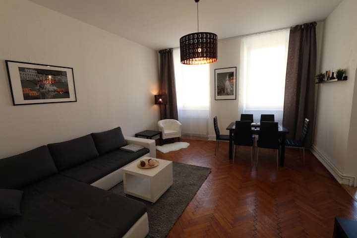 loft4six vienna (with balcony) - Wiedeń - Apartament