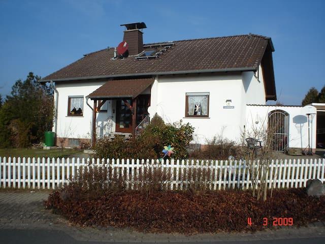 """Ferienwohnung """"an der Loreley"""" - Bornich"""