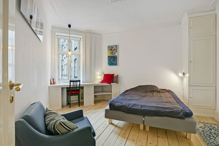 Comfortable room in central CPH