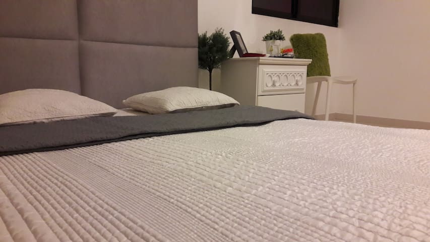Comfortable Bedroom Santo Domingo