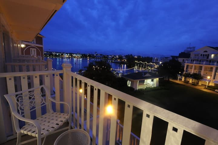 Disney's 1BR Boardwalk Villa