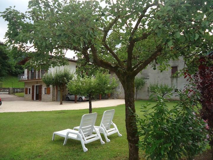 Casa Vittoria Typ V3- 3 Pers +1 Kind- 200m zum See