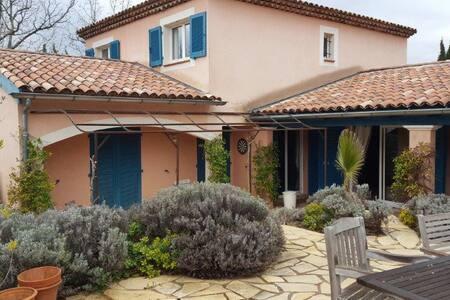Villa B St Cezaire Cote D'azur - Saint-Cézaire-sur-Siagne