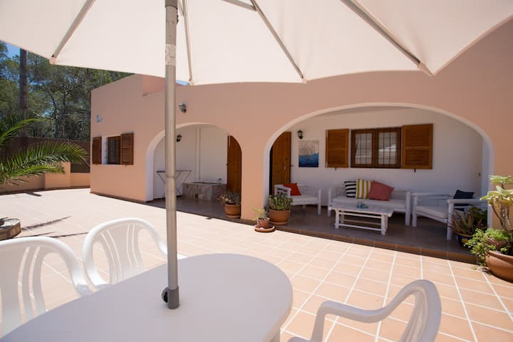family cottage in formentera