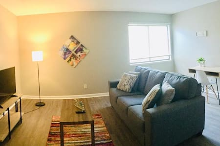 All renovated apartment #13