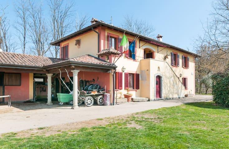 Agriturismo dei Piaceri Campestri - Varese - Wohnung