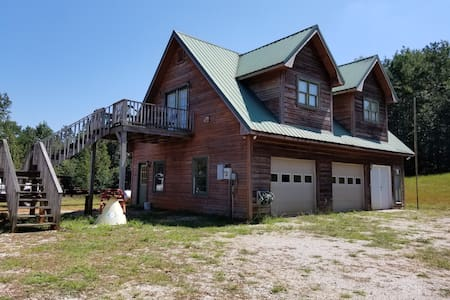 Miller Farms: A Quiet Country Cabin Retreat