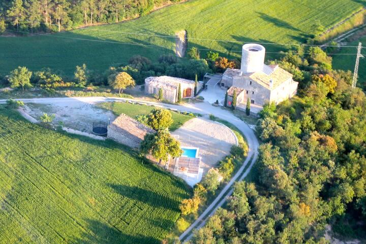 conjunto medieval / casa rural de calidad