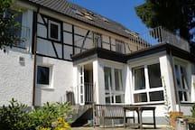 Landhaus-Apartment - klein aber fein