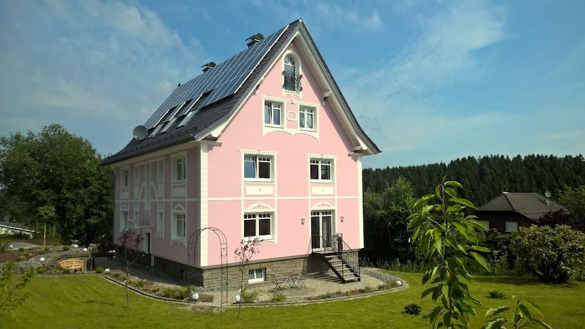 Villa Ruth für 4 Personen 5-Sterne - Reichshof - Appartement