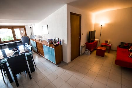 Beau F3 /6 pers proche Montpellier/Sète/Frontignan - Mireval - Apartment