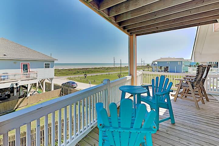 Relax-N-Sea: Gulf-View Dream, 100 Steps to Beach!