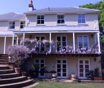 Trinity House Garden Flat