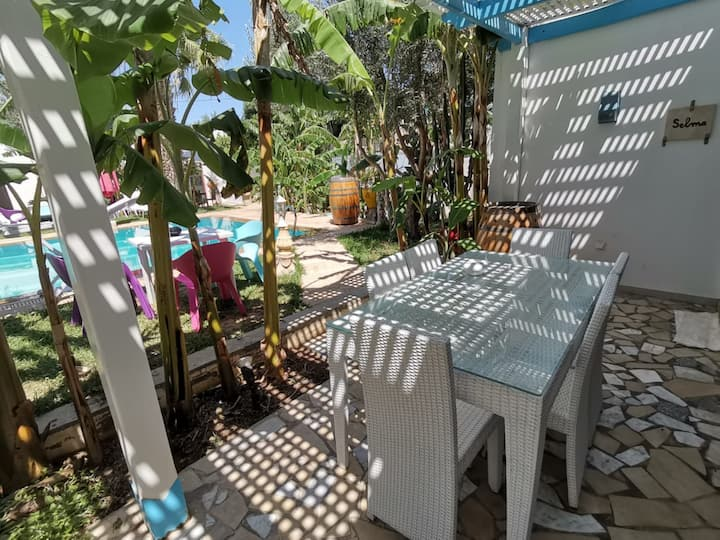 Maison Selma (Zina Holiday Homes Hammamet)