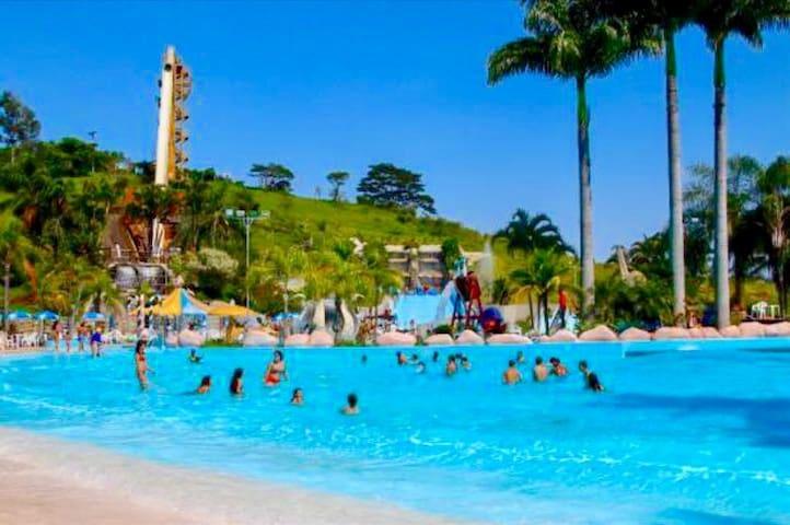 Flat no Village - Aldeia da Aguas Park Resort
