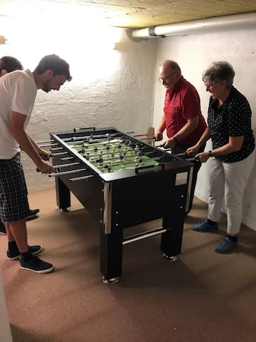Profi-Tischfussball (Turnierversion)