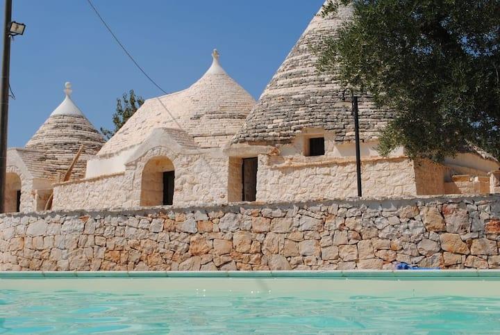 Trulli Grotte Esclusive House Pugliaresort