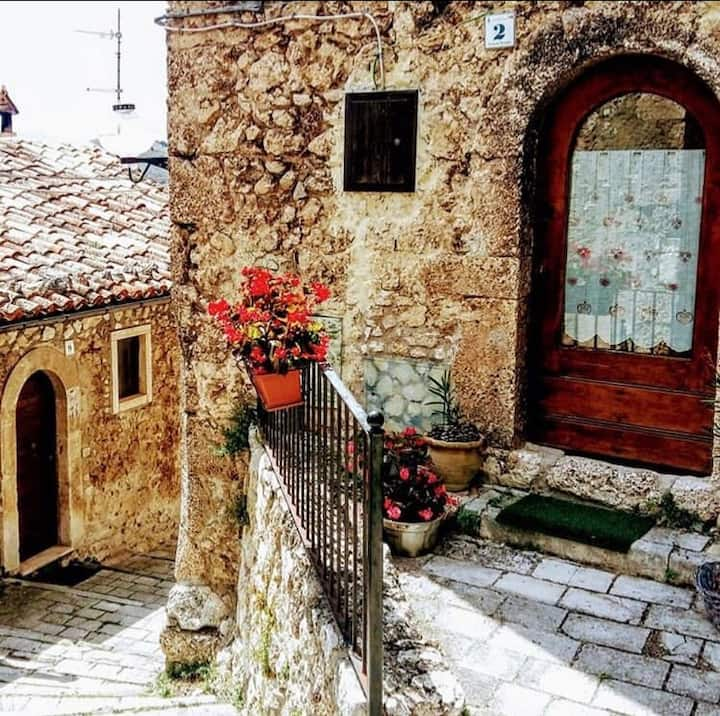 Alloggio storico nel Borgo medievale