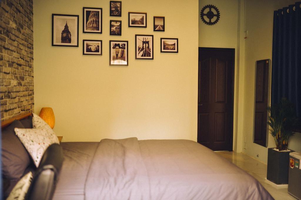 Private Room in Kiki's House Saigon, Center of Tourist Area