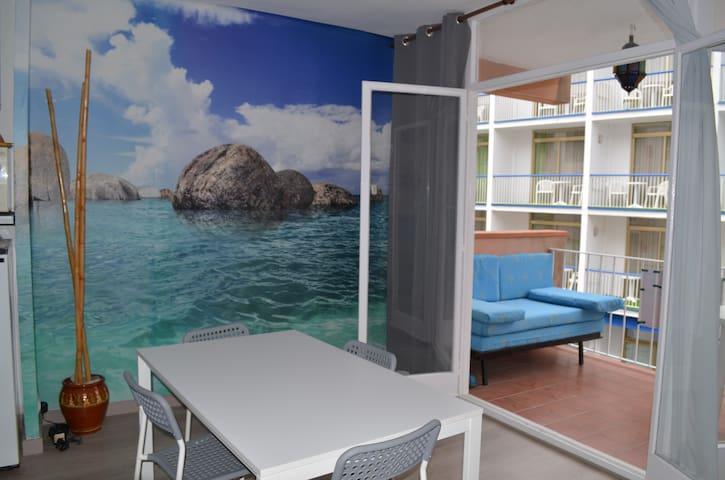 APARTAMENT MARINER TOSSA DE MAR - Tossa de Mar - Condominium