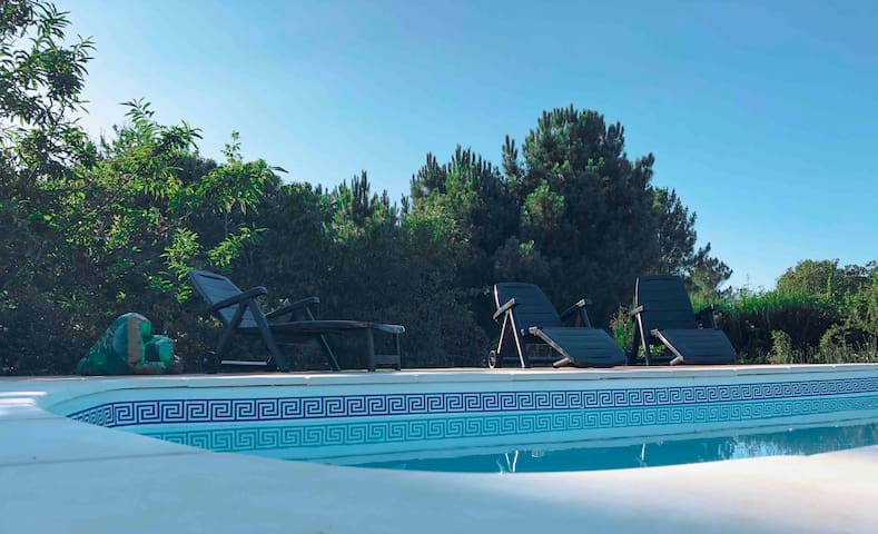 Casa Idalia - Naturaleza, piscina y BBQ