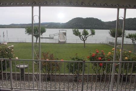 Perfect lake front private vacation home. - Clearlake - House