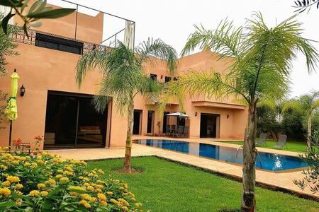belle villa - Marrakech - Villa