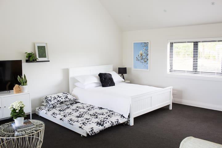 Black Barn Loft - Auckland - Appartement