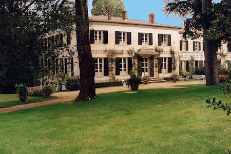 Grande maison familiale, Espace, calme, Piscine - Saint-Marcel-lès-Annonay