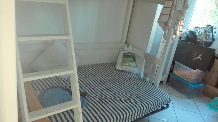 Chambre ds appartement proche paris - Le Plessis-Bouchard - Apartment