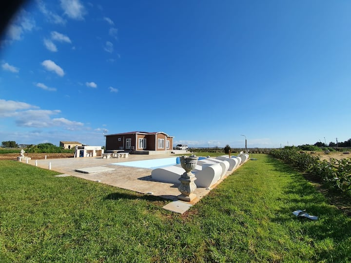 Cassibile Siracusa Villa with pool