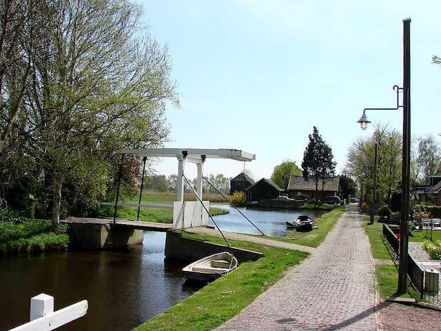Dorpsstraat Watergang