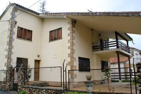 """Casa Rural en Gredos """"Los Cantos Rodados"""""""