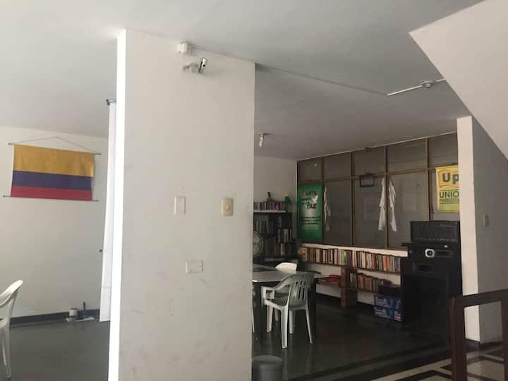 Un espacio único,  En Armenia , Colombia