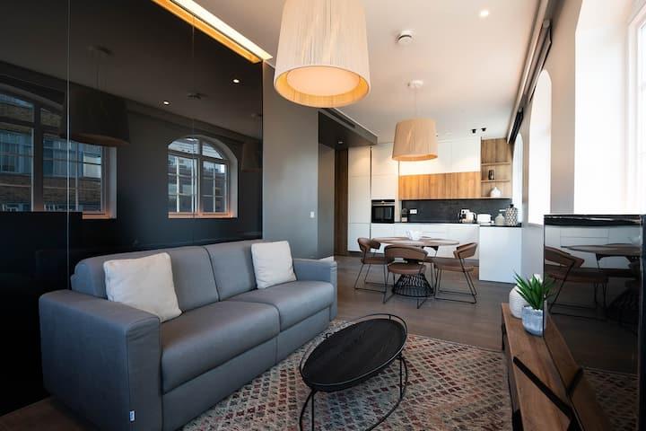 (BP) Deluxe One bedroom Apartment, Camden London