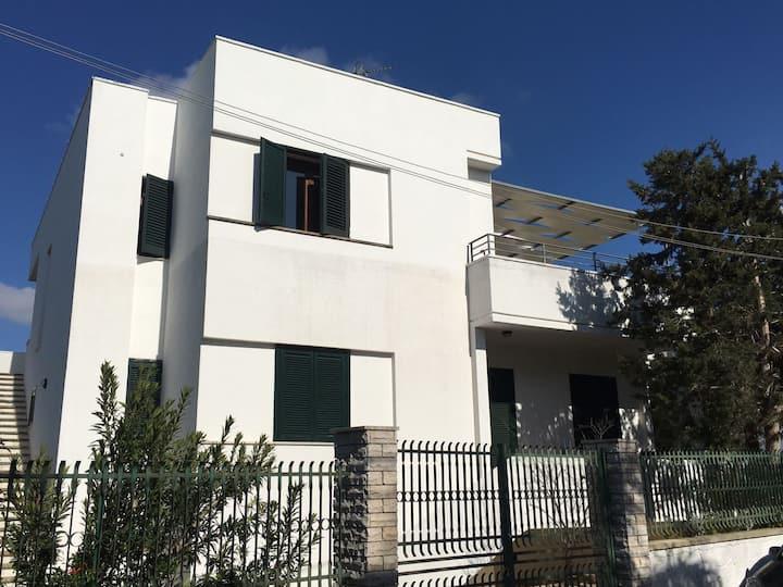 Casa Fralua (Santa Caterina, Nardò)