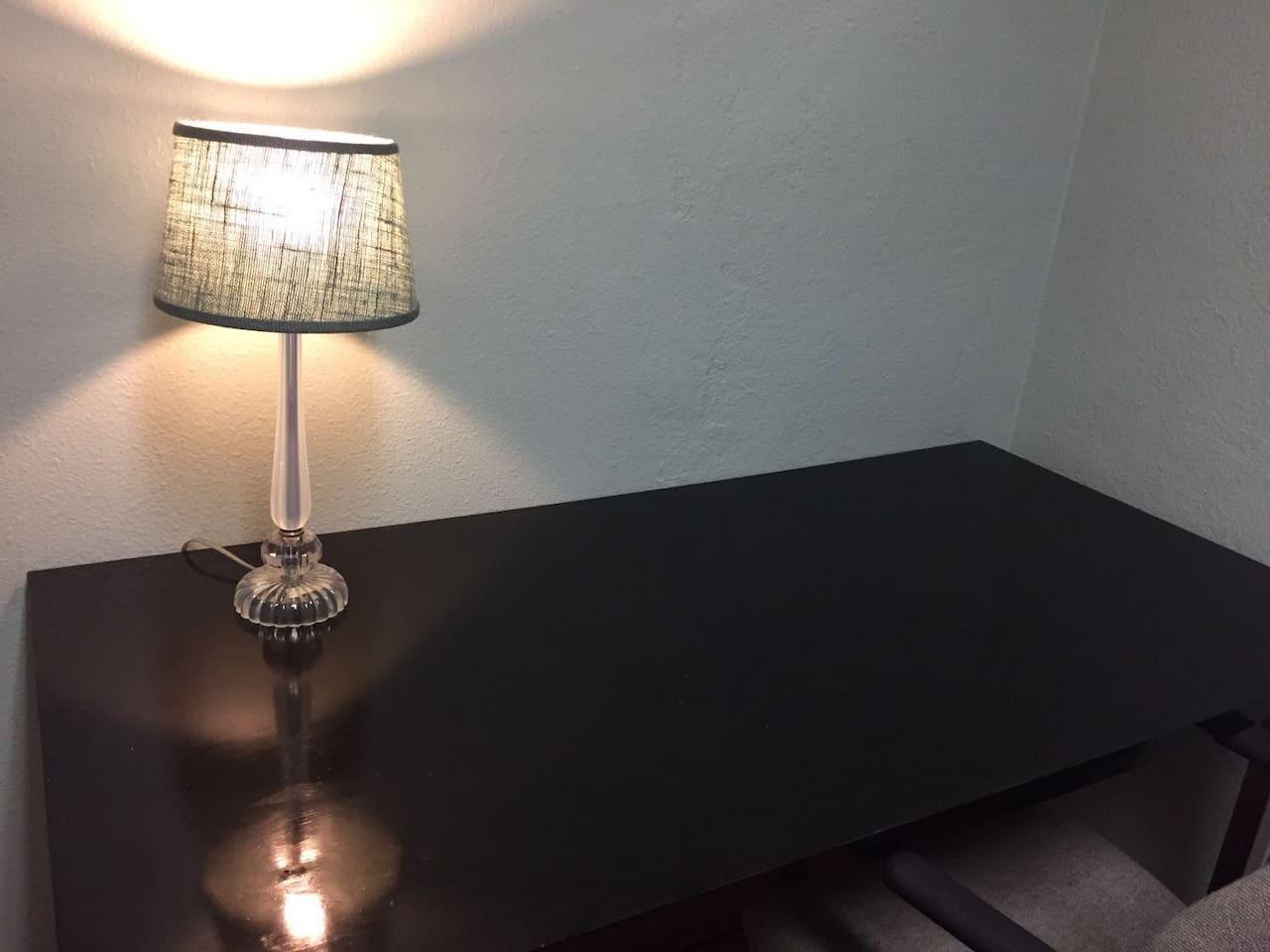 A big table