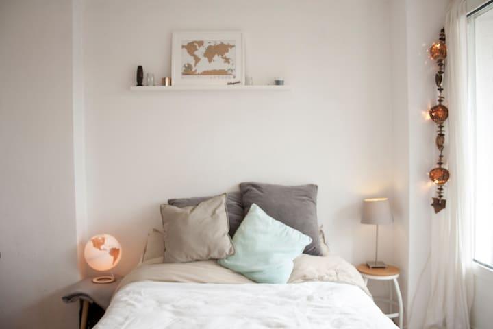 Gemütliches Apartment mit Balkon - Aachen - Apartment
