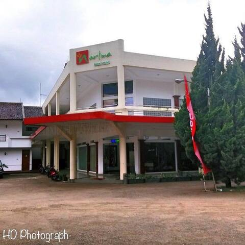 Narima Hotel Lembang Strategis