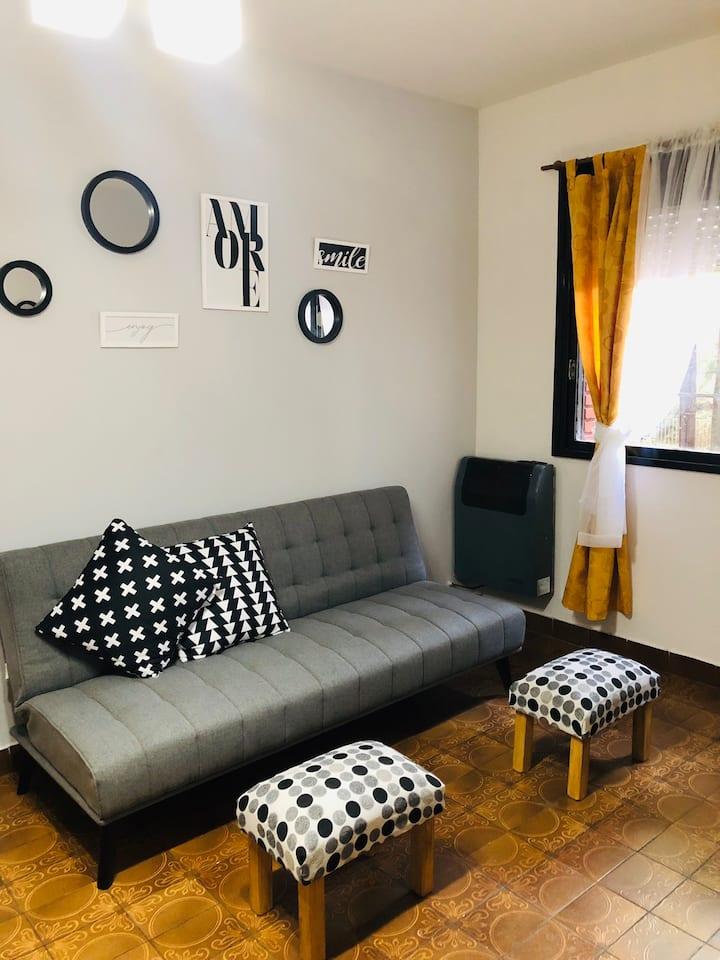 Africa.Apartamento en olivos